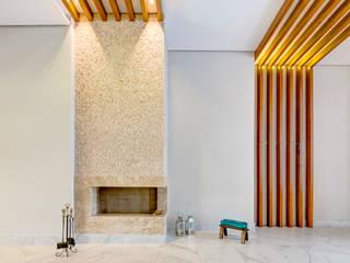 Salon de style de style Moderne par Zani.arquitetura