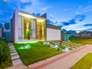 Casas modernas de Zani.arquitetura Moderno