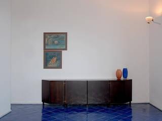 Casa E: Sala da pranzo in stile in stile Moderno di Sergio Prozzillo Ass.ti