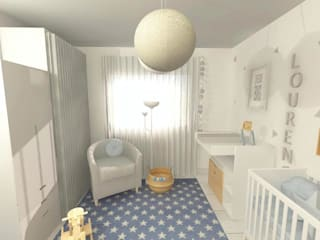 Quarto do Lourenço por This Little Room