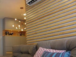 Modern living room by Casa2640 Modern