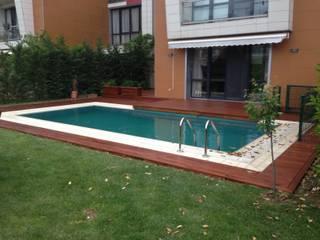 Modern Garden by As3 Orman Ürünleri San Ve Tic Ltd Şti Modern