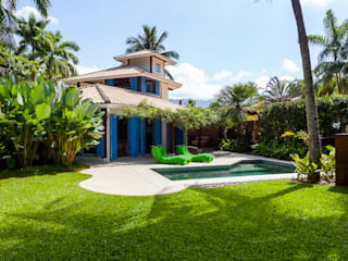 Rumah oleh RAC ARQUITETURA, Kolonial