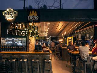 JPL & Templo da cerveja - Mercadoteca - Curitiba: Bares e clubes  por Camila Bruzamolin - arquitetura