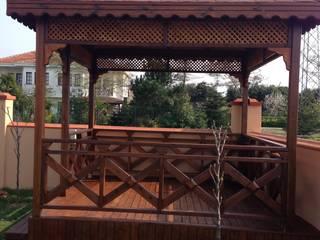 Jardines de estilo  por As3 Orman Ürünleri San Ve Tic Ltd Şti, Moderno