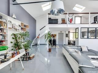 Loft ADNOVA Salon moderne