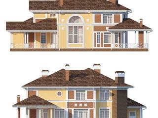 Толедо-2_456 кв.м.: Дома в . Автор – Vesco Construction