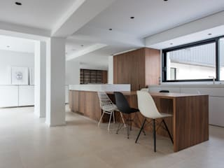 modern Kitchen by mayelle architecture intérieur design