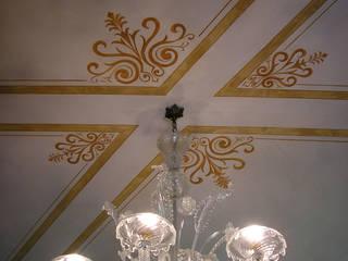 Le decorazioni parietali a calce. di Freedeko Classico