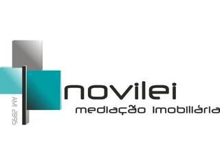 Locaux commerciaux & Magasin modernes par Novilei Imobiliária Moderne