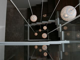 Rita 150 pendant light:   by Designed by Light
