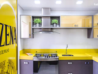 Cozinha:   por Talita - Fotografia de Arquitetura e Decoração