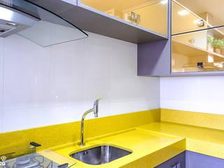 Cozinha: Cozinhas  por Talita - Fotografia de Arquitetura e Decoração,Moderno
