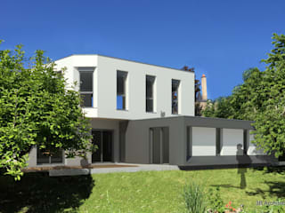 3B Architecture Modern houses