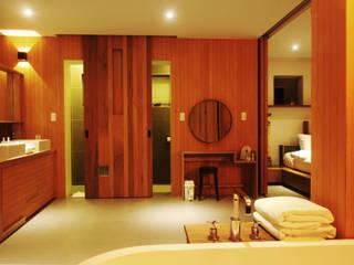 부띠크빌라 까사델아야: 비온후풍경 ㅣ J2H Architects의  화장실