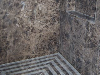 Classic style bathroom by Grabados en Mármol S.L Classic