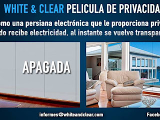 Película White & Clear:  de estilo  por White & Clear