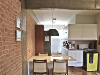 NG | Cambuí Campinas Salas de jantar modernas por MANAA ARQUITETURA Moderno