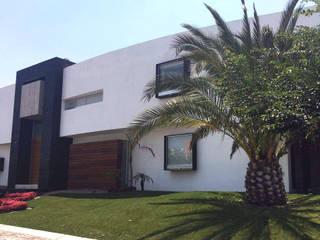 Casa Santa Lucía Casas modernas de AParquitectos Moderno