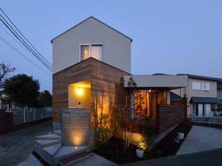逗子の家: ダトリエ一級建築士事務所 LLCが手掛けた家です。
