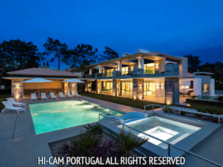 Modern home by Hi-cam Portugal Modern