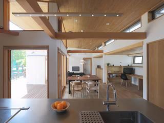 角渕の家: ATELIER Nが手掛けたキッチンです。