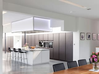 Exclusive location N6 Modern kitchen by 1st Option Representation Modern