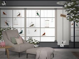 modern  by House Frame Wallpaper & Fabrics, Modern