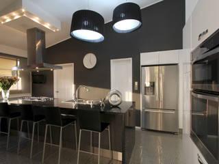 PH 525 Cocinas de estilo moderno de Arq Renny Molina Moderno