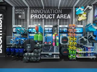 Retail Zone:  Geschäftsräume & Stores von KPLUS KONZEPT GMBH
