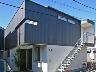 設計事務所アーキプレイス Casas de estilo escandinavo