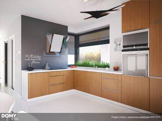 Nhà bếp phong cách hiện đại bởi Biuro Projektów MTM Styl - domywstylu.pl Hiện đại