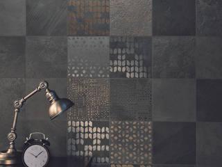 Quintessenza - Superfici20 Eclectische muren & vloeren van Spadon Agenturen Eclectisch Keramiek
