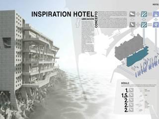 Concurso Inspiration Hotel 2014 por Arq. Duarte Carvalho