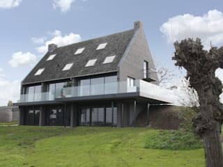 Modern houses by Arend Groenewegen Architect BNA Modern