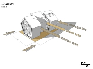 Celular Hut - Concurso Summit Powder Mountain por Arq. Duarte Carvalho