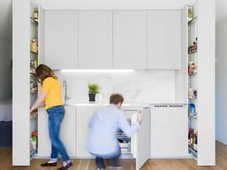 atelier DiTO Cocinas de estilo minimalista