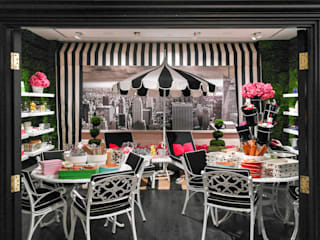 Kate Spade Regent Street Eclectic style gastronomy by Househam Henderson Eclectic