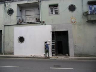 AH! ATELIER por Aurora Fernandes e Helena Alves - Arquitectas Associadas Lda.