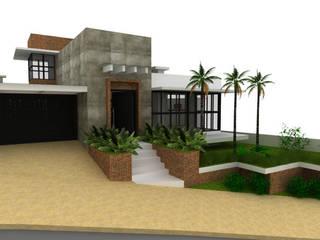 Projeto Arquitetônico. Nova Europa Casas modernas por Draw Arquitetos do Brasil Ltda Moderno