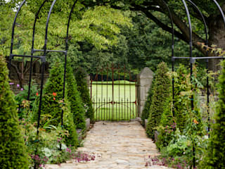 Gothic Garden de Eaglestone Landscape Design