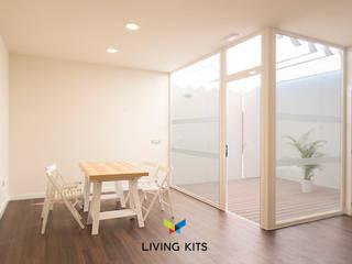 by Casas Modernas | LIVING KITS Сучасний