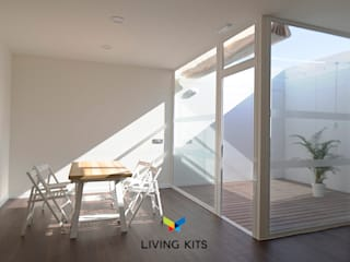 Moderne serres van Casas Modernas | LIVING KITS Modern