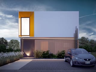 Houses by Taller Tres,