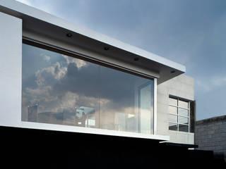 CaSA CORTINA: Casas de estilo  por CoRREA Arquitectos