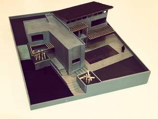 CaSA PADELFORD: Casas de estilo  por CoRREA Arquitectos