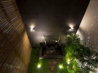 Jardins modernos por ARKILINEA Moderno