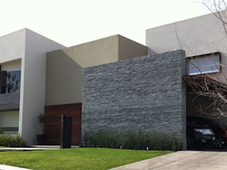 AParquitectos Casas modernas Pizarra