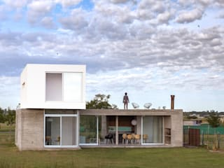 Modern houses by BAM! arquitectura Modern