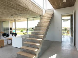 الممر والمدخل تنفيذ BAM! arquitectura